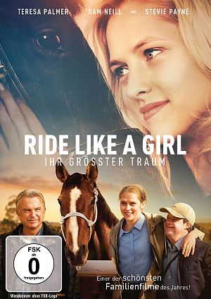 Alle Infos zu Ride Like a Girl - Ihr größter Traum