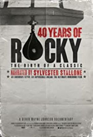 Alle Infos zu Becoming Rocky - The Birth of a Classic