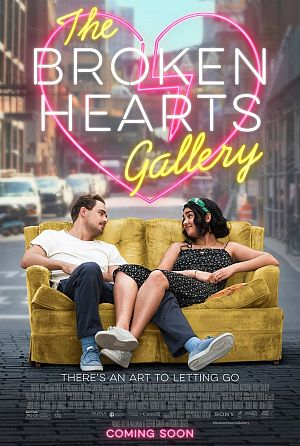 The Broken Hearts Gallery Film-News