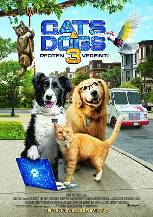 Cats & Dogs 3 - Pfoten vereint!