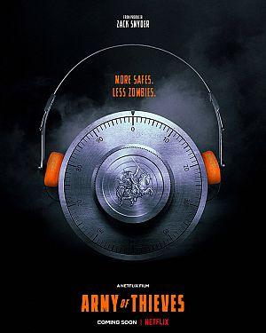 Army of Thieves Film-News