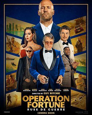 Operation Fortune - Ruse de guerre