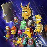 """""""Bart und Loki - Zwei glorreiche Halunken"""": Simpsons trifft auf MCU"""