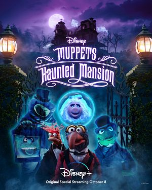 Muppets - Haunted Mansion