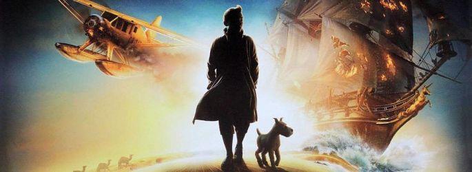 """Steven Spielberg verspricht: """"Tim und Struppi 2"""" kommt noch!"""