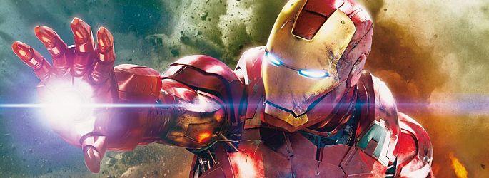 """""""Iron Man 3"""" mit Firepower - Favreau wieder Happy"""