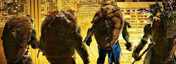"""""""Ninja Turtles"""" ohne """"Mutant"""" - und auch """"Teenage""""?"""