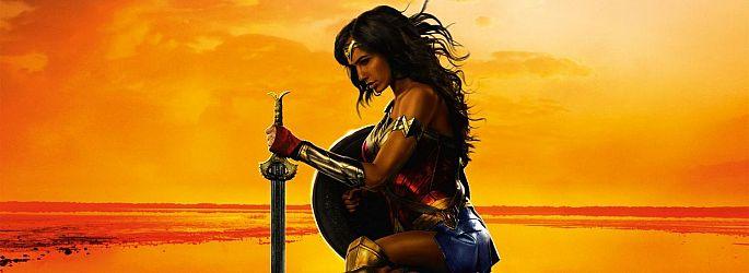 """Wonder Woman"" bewusst simpel, ""Captain Marvel"" wird Origin-Story"