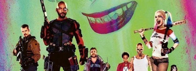 "Geht Harley Quinn in ""Suicide Squad 2"" als Harlekin? + Poster!"