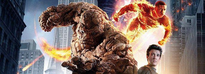 """""""Fantastic Four""""-Comics doch wegen Zoff um Filmrechte gestoppt?"""