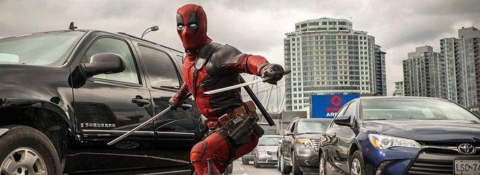 "Frecher ""Deadpool"": Noch eine inoffizielle Verbindung zum MCU"