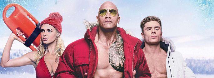 """Volle Manpower: Der vierte """"Baywatch""""-Trailer ist da!"""