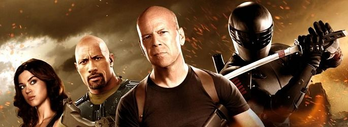 """G.I. Joe 2"": Joes vs. Cobra auf internationalen Postern"