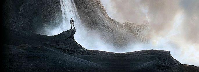 """Das erste Poster zu """"Oblivion"""" - Deutscher Trailer am Montag"""