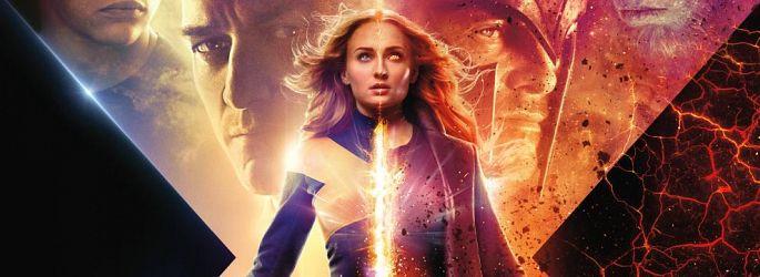 """Cudmore-Tweet gibt Rätsel auf - """"X-Men - Dark Phoenix"""" ein Zweiteiler?"""