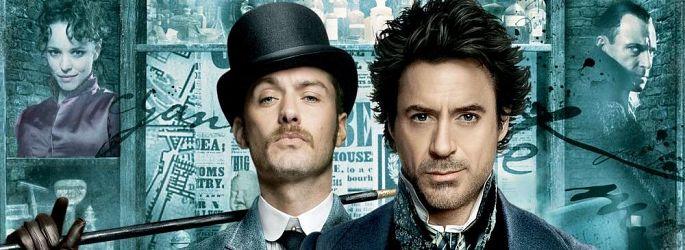 """Sherlock Holmes 3"": Produzent haut Update raus"