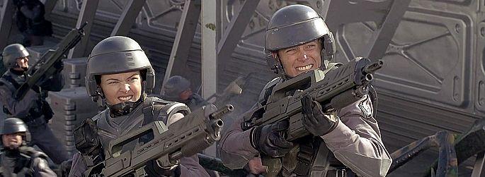 """Starship Troopers""-Reboot weniger brutal"