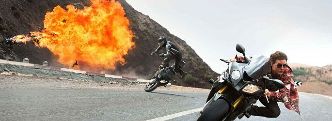 "Spots, Bilder & Poster zu ""Mission: Impossible - Rogue Nation"""