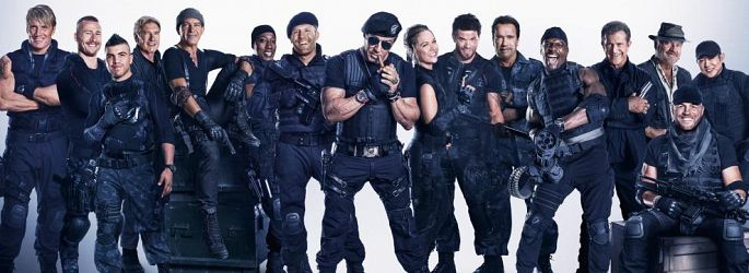 "Coole Aussicht: ""The Expendables 3"" mit Steven Seagal?"