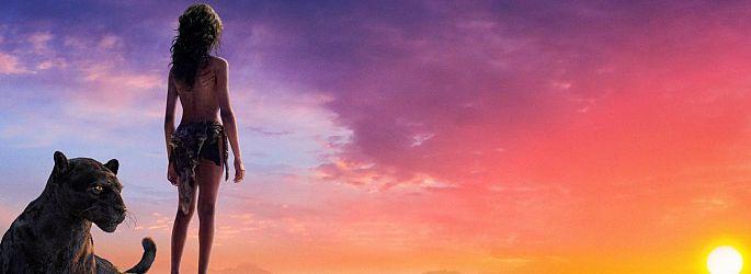 """""""Mogli - Legende des Dschungels"""": Trailer & Poster von Netflix!"""