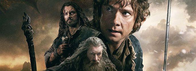 """Teil 3 lauert schon: Das erste Bild zu """"Der Hobbit - Hin und wieder zurück"""""""