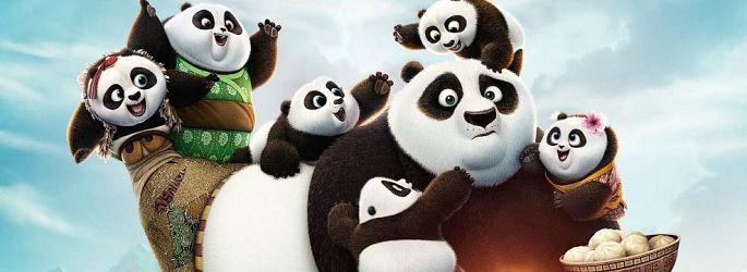 """Po und seine Mampfmaschinen: Finaler """"Kung Fu Panda 3""""-Trailer"""