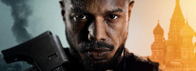 """""""Gnadenlos""""! Neuer Trailer zum Tom Clancy-Actioner mit Michael B. Jordan"""