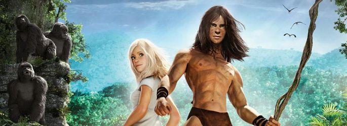 """Neuer Animationsfilm: Teaser-Trailer für 3D-""""Tarzan"""""""
