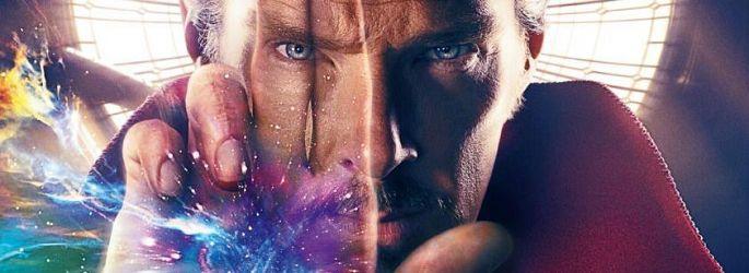 """Was verrät die IMAX-Preview zu """"Doctor Strange""""? + Poster, Trailer & mehr"""