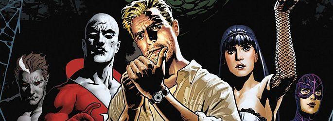 """""""Justice League Dark"""": Coole ungenutzte Concept Art für Realfilm"""
