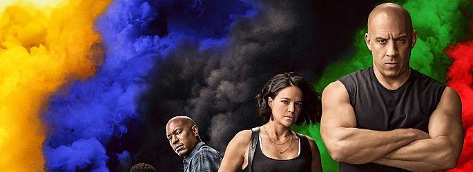 """""""Fast & Furious 9"""" rockt: Dwayne Johnson wieder dabei - Teil 10 der letzte?"""