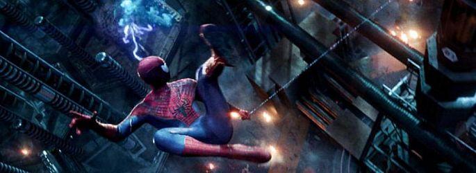 """Andrew Garfield wegen """"The Amazing Spider-Man 3"""" nicht böse"""