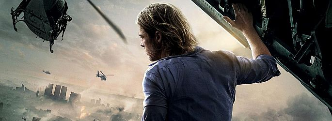 "Echt sooo gut? Brad Pitt über David Finchers ""World War Z 2"""