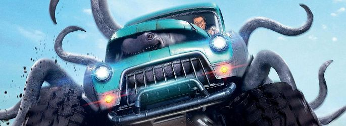 """Meet Creech: Im neuen """"Monster Trucks""""-Trailer und Poster"""