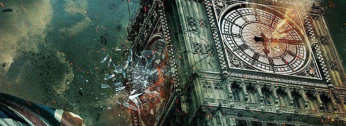 "Nix war's: ""London Has Fallen"" ist den Regisseur los"