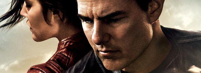 """Schlagkräftig zurück: Cruise im neuen """"Jack Reacher 2""""-Trailer & mehr"""
