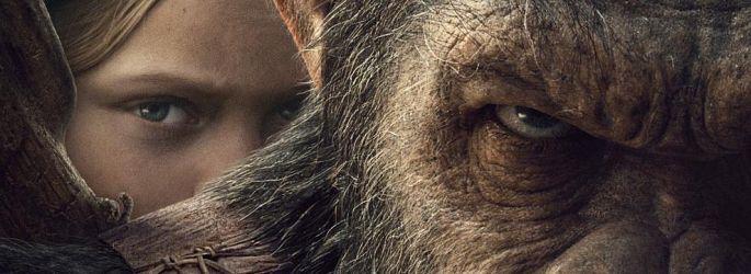 """""""Planet der Affen - Survival""""-Spots - Die Trilogie endet, die Reihe nicht!"""