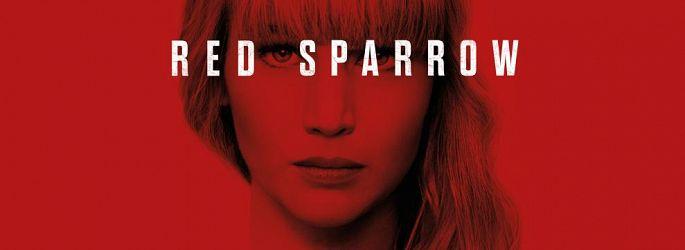 """Heiß, aber eiskalt: Jennifer Lawrence im ersten """"Red Sparrow""""-Trailer"""