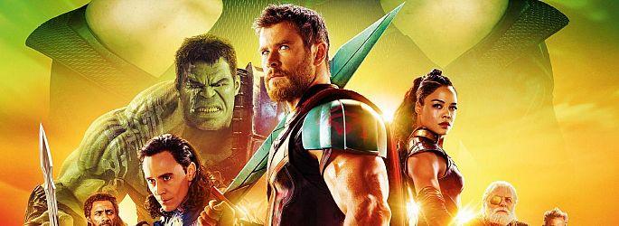"""Wirklich der Hammer? """"Thor 3""""-Reaktionen + Clips, Poster & Laufzeit"""