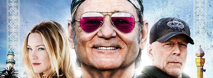 """Mit extra viel Bill Murray: Der zweite """"Rock the Kasbah""""-Trailer"""