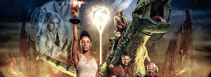 """Jetzt haben sie Dinos: Erster deutscher Trailer zu """"Iron Sky 2"""""""