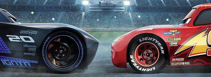 """Pixar drückt aufs Gas: Neuer """"Cars 3""""-Trailer kommt angebraust!"""