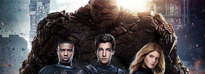 """Erneute Absage: Marvel hat keine Pläne für die """"Fantastic Four"""""""