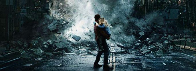 """Neue Poster: Todesflut kündet von """"Geostorm"""", Explosion von """"Kingsman 2"""""""