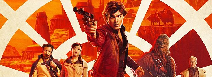 "Internationaler ""Solo""-Trailer startet durch + IMAX-Poster & Score"