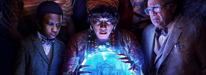"""""""Haunted Mansion"""" mit Wilson & Dawson, Trailer für """"Muppets - Haunted Mansion"""""""