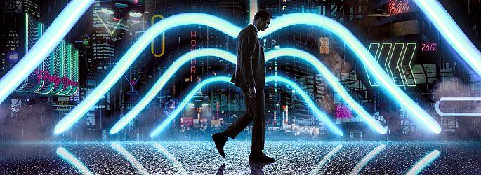 """Duncan Jones serviert Sci-Fi-Noir: Trailer & Poster für """"Mute"""""""