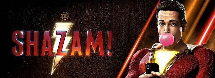 "Sag das magische Wort! Erster ""Shazam!""-Spot schon früh dran"