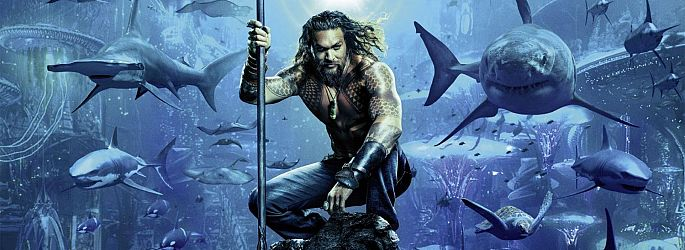 """Feuchtfröhlicher Superheld: """"Aquaman"""" wird ein großer Spaß"""