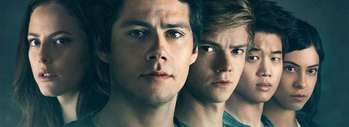 """""""Maze Runner 3""""-Poster teasen Ende des Labyrinths + Recap-Video"""